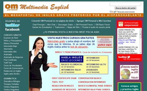 cursos de ingles gratis certificado om personal aprender ingles om personal cursos y recursos para aprender gratis ingl 233 s