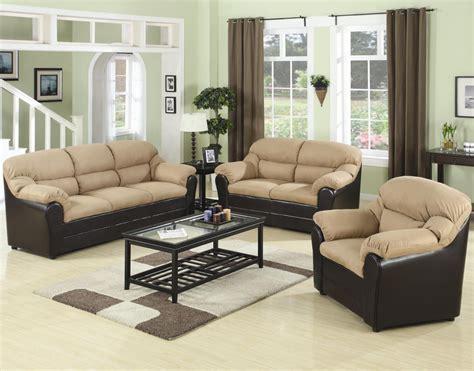 Sofa Warna Coklat pilihan desain kursi ruang tamu minimalis hits