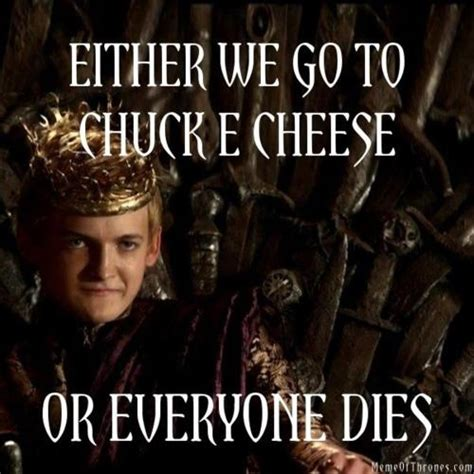 Game Of Thrones Meme - joffrey crumpetsandarsenic