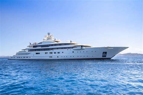 arredamento yacht di lusso realizzati su misura
