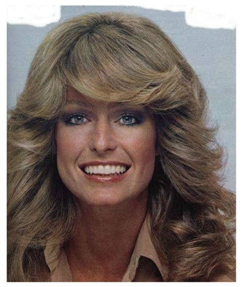 farrah fawcett hair color farrah fawcetts 1970s hairstyle 1970s hairstyles the