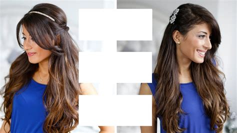 easy and quick party hairstyles 3 quick and easy party hairstyles for any occasion