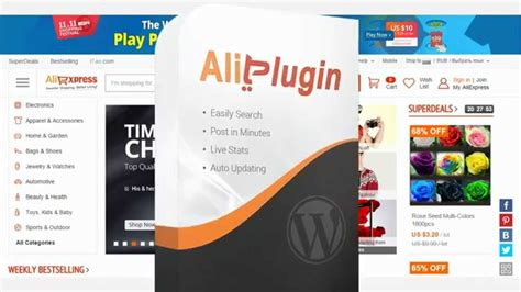Aliexpress Wordpress Plugin | aliexpress is an affiliate plugin for alibaba vip seo