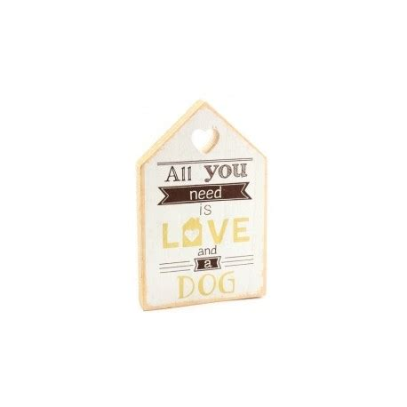 dog house plaque love and dog house plaque
