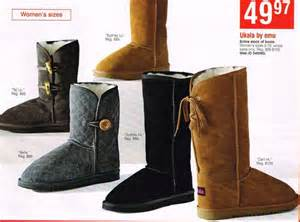 bonton black friday ads ukala by emu womens boots entire stock at bon ton black