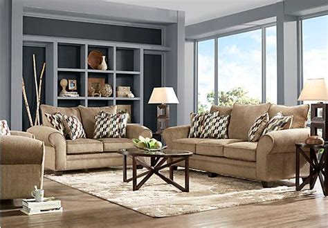 find living room furniture shop for a chesapeake mocha 7 pc living room at rooms to go find living room sets that will