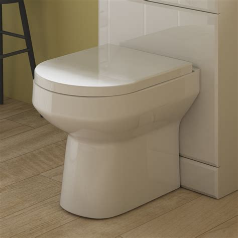 Plumb Back To Wall Toilet by Premier Harmony Back To Wall Toilet Soft Seat At