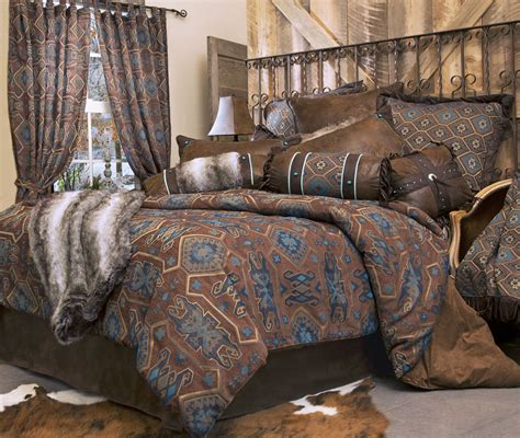 lodge comforter saquaro desert by carstens lodge bedding