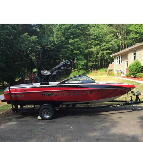 2006 malibu wakesetter vlx 2006 wakesetter vlx for sale in southbury connecticut