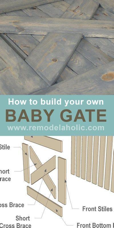 Diy Barn Door Baby Gate Make A Barn Styled Baby Gate Or Pet Gate Door So Creative Babygate Baby Gates Diy Barn