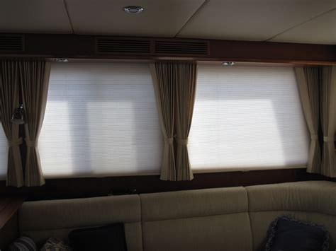 boat curtains and blinds blinds blinds and motorized blinds meridian yacht