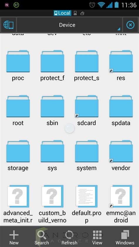 android file best file manager for android with direct root folder access es file explorer android advices