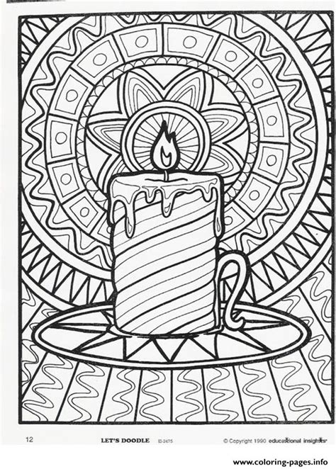 printable christmas pictures for adults 89 christmas coloring page adults adult coloring