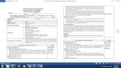 avanza planeaciones planificaci 211 n del bloque ii semanal con r 218 brica y por