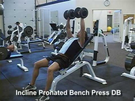 bench press for beginners the stavrou method beginner phase 3 incline pronated bench