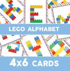 lego duplo alphabet cards 187 one beautiful home