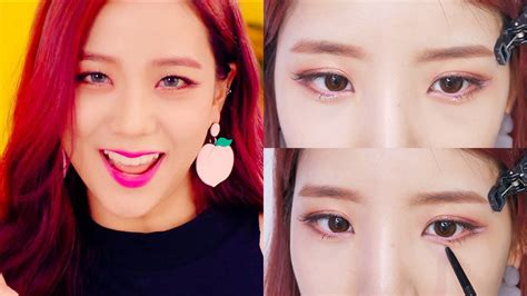 blackpink makeup blackpink s jisoo s as if its your last eye make up