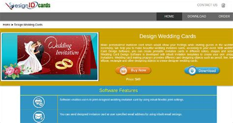 free wedding card software 10 best wedding card maker software free for