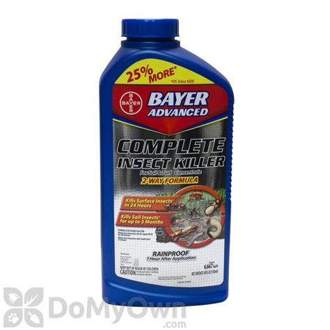 Bug Killer bayer advanced complete insect killer for soil turf