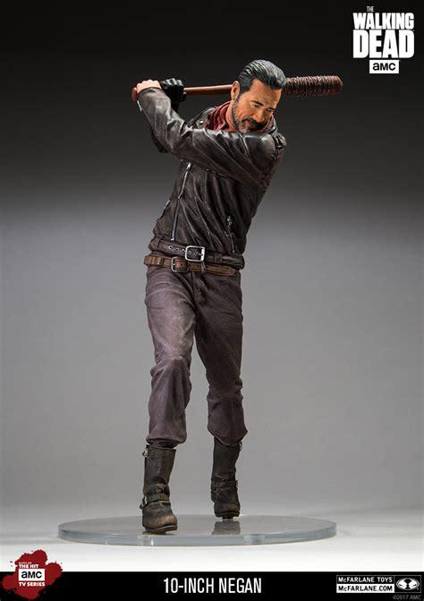 Mcfarlane Toys The Walking Dead Tv Negan 7 Figure 12 mcfarlane toys the walking dead tv series 10 inch deluxe