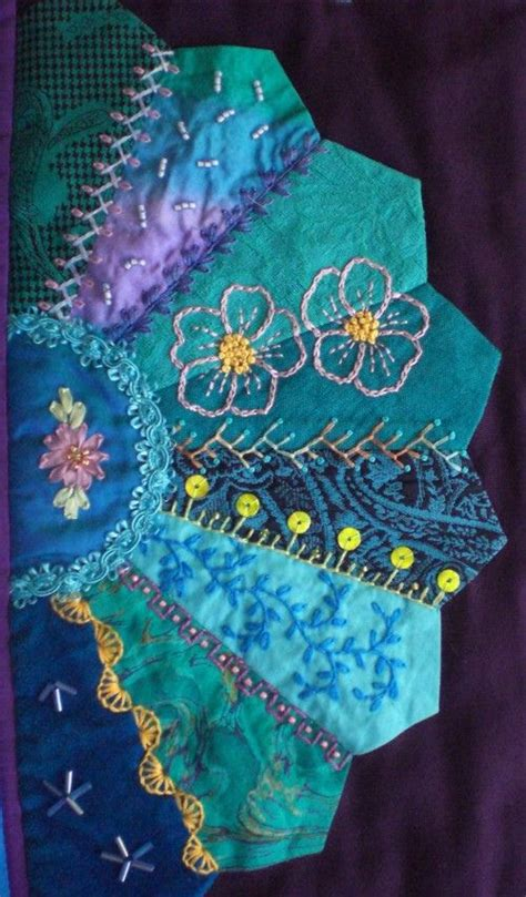 Patchwork Embroidery Stitches - 25 best ideas about quilt stitches on