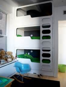 bunk bedroom ideas 15 modern and cool kids bunk bed designs kidsomania