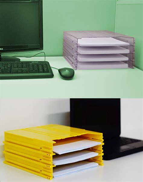 organizadores escritorio organizador de mesa de papel isoflex