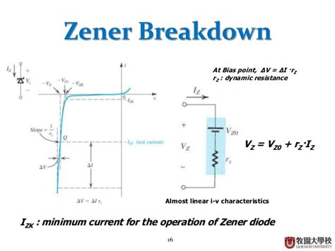 how to check a zener diode with digital multimeter diode v and i