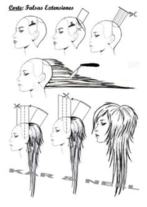 diagram of farrah fawcett haircut 1000 images about diagram haircut on pinterest haircuts