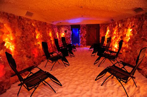 salt room benefits asthma treatment with salt therapy