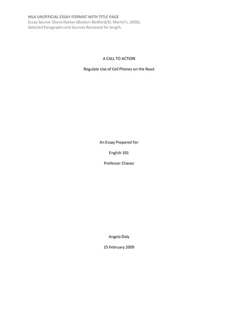 title page for a research paper sle of research paper title page essay introduction