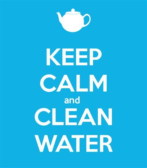 keep calm and clean water poster bob keep calm o matic
