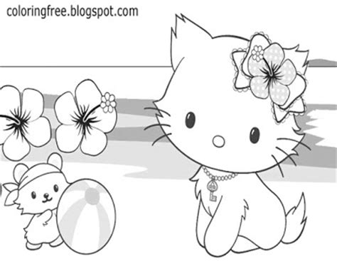 Cp Sanriowhite free coloring pages printable pictures to color and kindergarten activities
