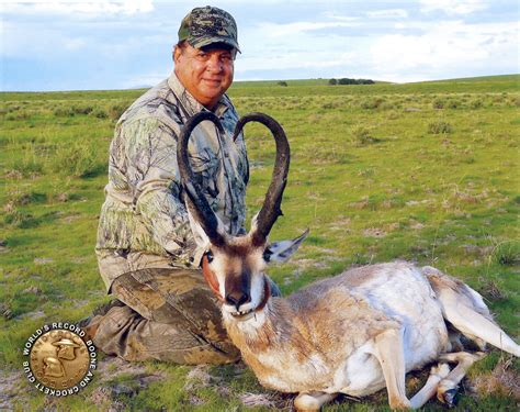 Recent Records Boone And Crockett Club
