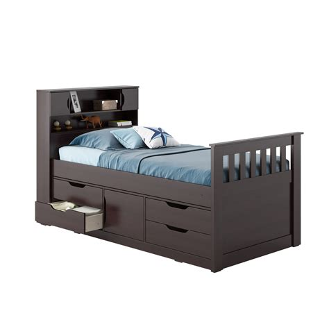 captains beds outdoor
