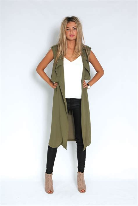 Sleeveless Trench Coat 17 best ideas about sleeveless trench coat on