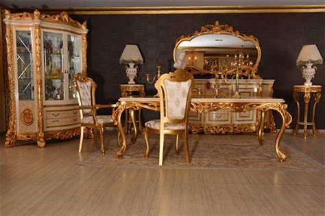 kral classic dining room set