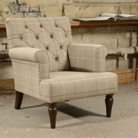 fauteuil anglais en tissu fauteuil anglais evesham en tissus dos capitonn 233 longfield 1880