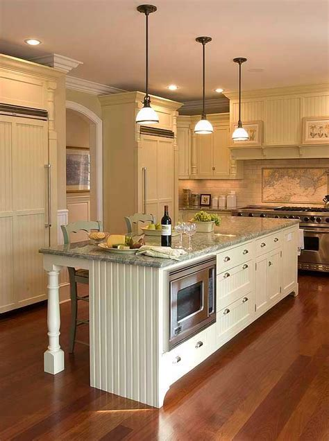 Kitchen With Island Bench by 30 Attractive Kitchen Island Designs For Remodeling Your