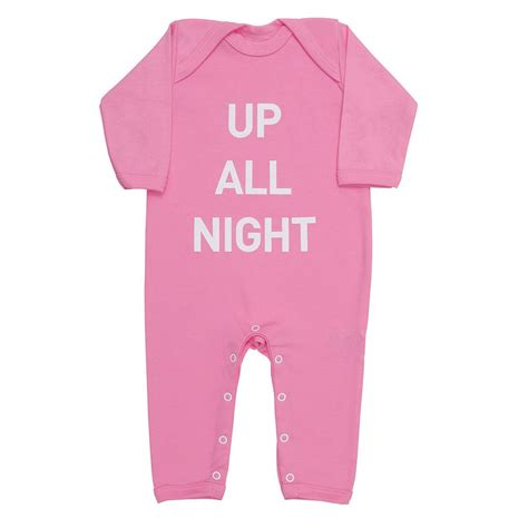 Termurah Baby Grow Topi Newborn 2 In 1 up all baby grow all in one pink by snuglo notonthehighstreet