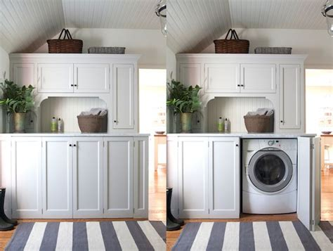 laundry in kitchen 195 best laundry room style images on pinterest laundry