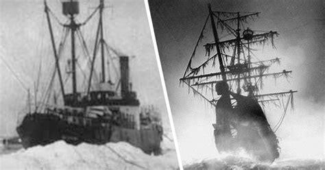 barco fantasma dibujo 10 casos incre 237 blemente inquietantes de barcos fantasmas