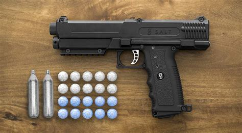 wordlesstech salt self defense gun
