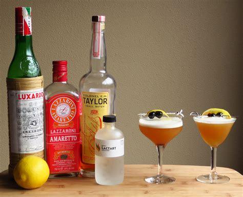 best amaretto mxmo amaretto sour lemon vs lactart booze nerds