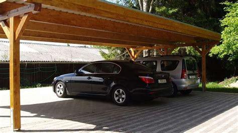 dreier carport 3er carport my