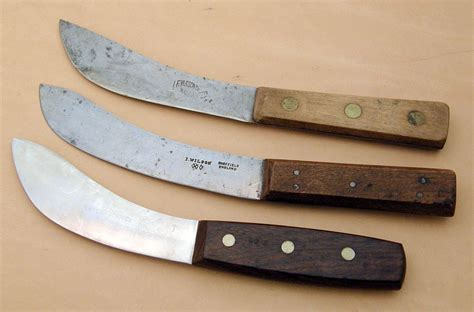 do you use an american butcher knife in your kitchen butcher knives and other knives of the fur trade part 1
