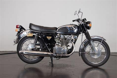 Honda Motorrad 1970 by 1970 Honda Cb 450 K1 Japanische Motorr 228 Der Ruote Da