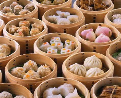 dim sum yum cha dishes picture chinese food image royalty free food small sight of an enormous world