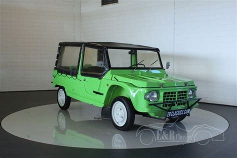 citroen mehari for sale citroen mehari 1976 for sale at erclassics
