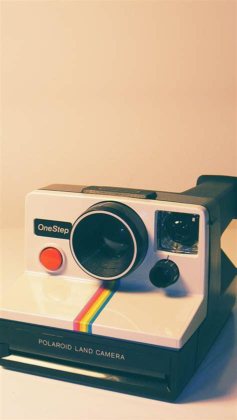 wallpaper camera polaroid freeios7 polaroid camera parallax hd iphone ipad wallpaper